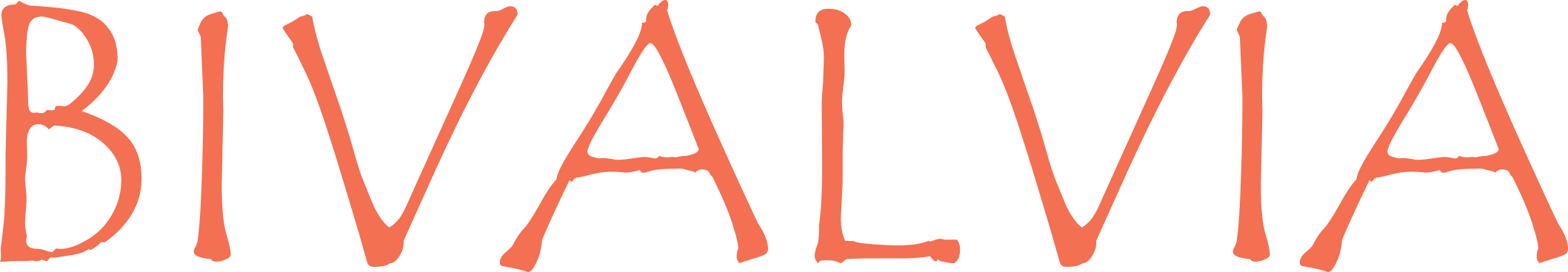 Bivalvia Logo